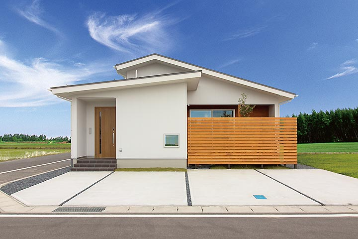 HIRAYAモデルハウス